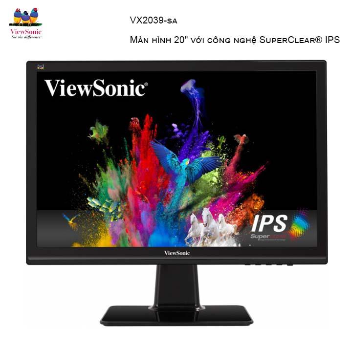 màn hình viewsonic VX2039-sa 19.5