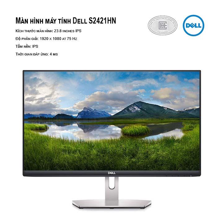 Màn hình máy tính Dell S2421HN 23.8 inch FHD