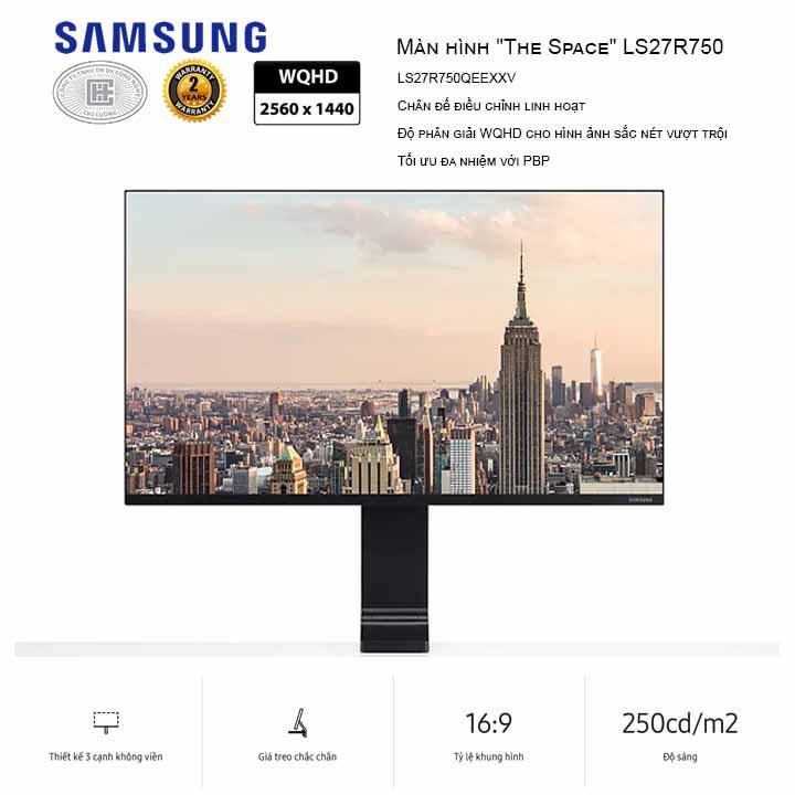 Màn hình máy tính Samsung 27 inches
