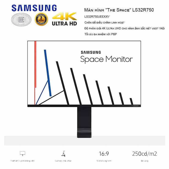 Màn hình máy tính Samsung 32 inches