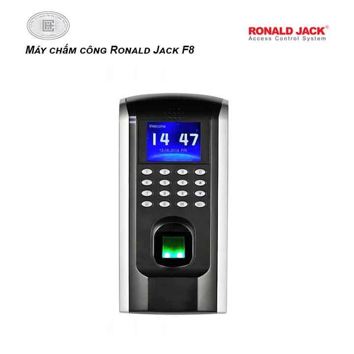 Máy chấm công Ronald Jack F8