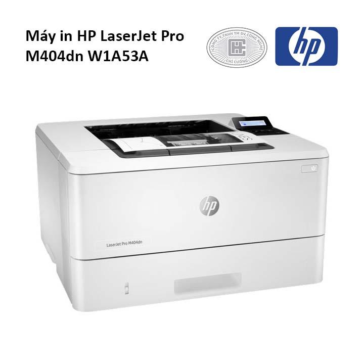 Máy in HP LaserJet Pro M404dn (W1A53A)