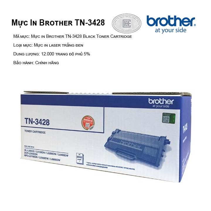 Mực in Brother TN-3478