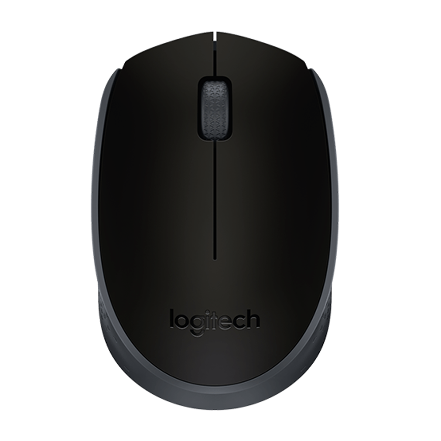 Wireless Mouse M170 BLACK