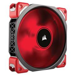 FAN FOR CPU CORSAIR - Fan ML 140 Pro Red LED - New - CO-9050047-WW