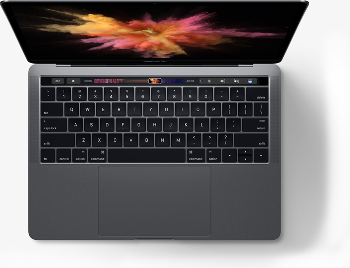 MACBOOK PRO 2016 SPACE GREY