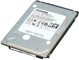 HDD Laptop  Toshiba Internal 2.5