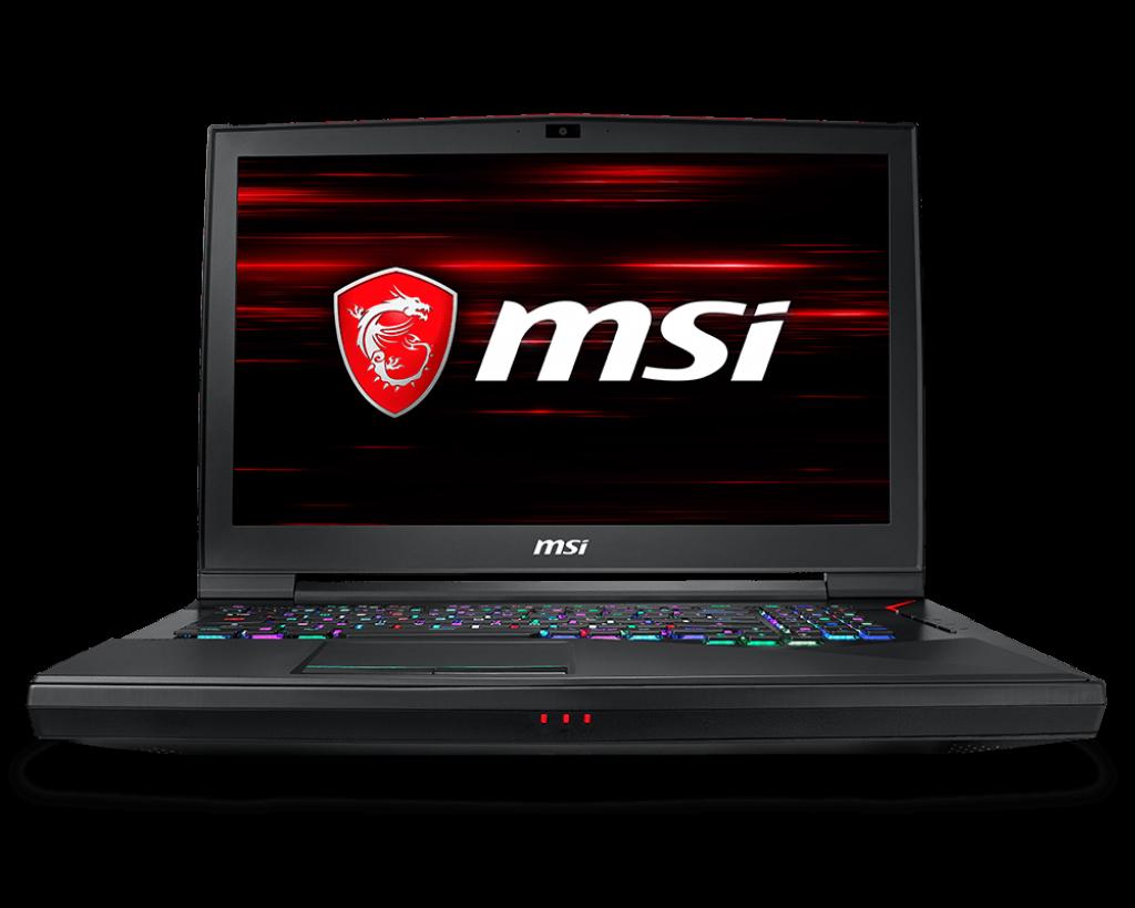 Laptop MSI GT75 Titan 8RG-252VN