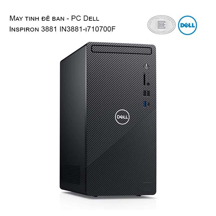 Máy tính để bàn Dell Inspiron 3881