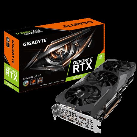 CARD MÀN HÌNH GeForce® RTX 2080 Ti GAMING OC 11G N208TGAMING OC-11GC