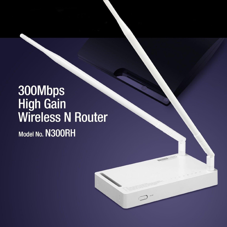 Bộ phát wifi TotoLink N300RH - Phủ sóng cực rộng