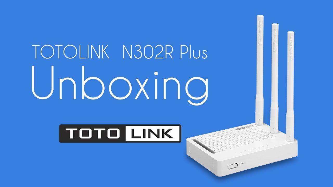 Bộ phát wifi TotoLink N302R+