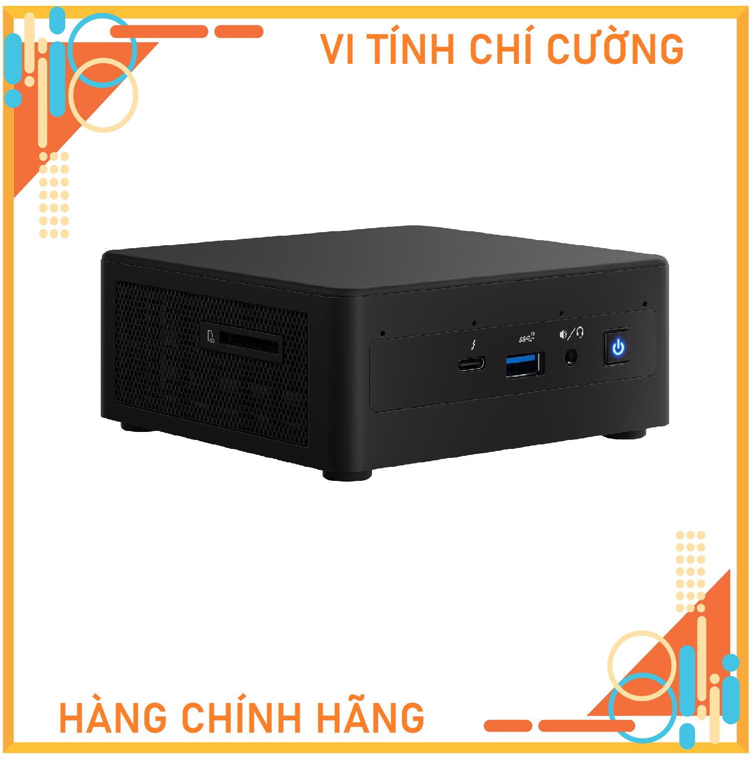 Máy tính Intel NUC 11 - RNUC11PAHI5 i5-1135G7 - RNUC11PAHI50000