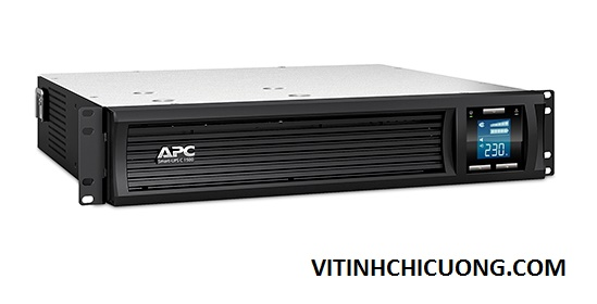 BỘ LƯU ĐIỆN APC Smart-UPS C 2000VA 2U Rack mountable 230V - SMC1500I-2U - DÒNG APC SMART-UPS SMC (2 YEAR WARRANTY)