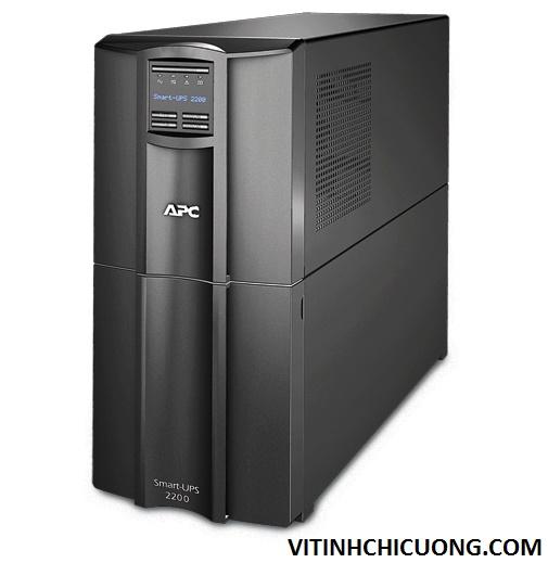 BỘ LƯU ĐIỆN APC Smart-UPS 2200VA LCD 230V - SMT2200I - DÒNG APC SMART-UPS LOẠI TOWER (CHO SERVER)