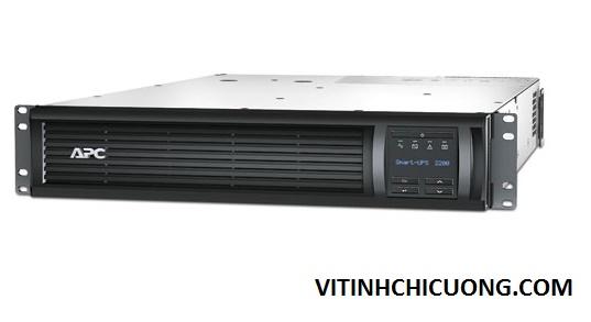BỘ LƯU ĐIỆN APC Smart-UPS 2200VA LCD RM 2U 230V - SMT2200RMI2U - DÒNG APC SMART-UPS LOẠI RACKMOUNT (CHO SERVER)