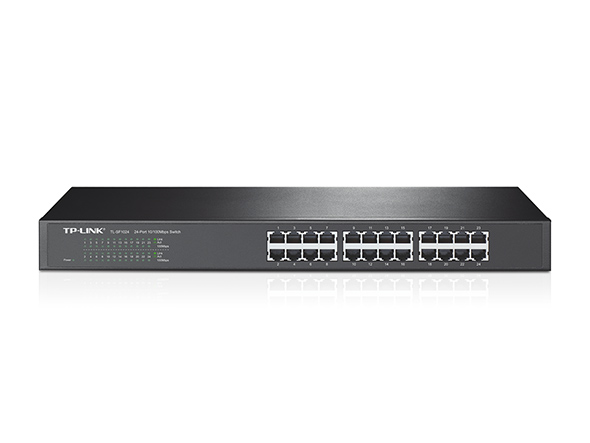 SWITCH TP LINK 24 port 10/100 M TL SF1024