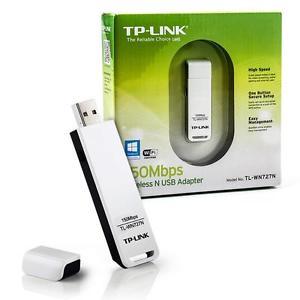 TP-LINK Wireless USB Adapter - Bộ chuyển đổi USB Không dây Chuẩn N 150Mbps - TL-WN727N