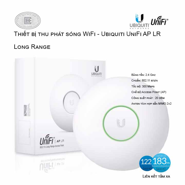 Access Point Wifi Ubiquiti UniFi AP LR
