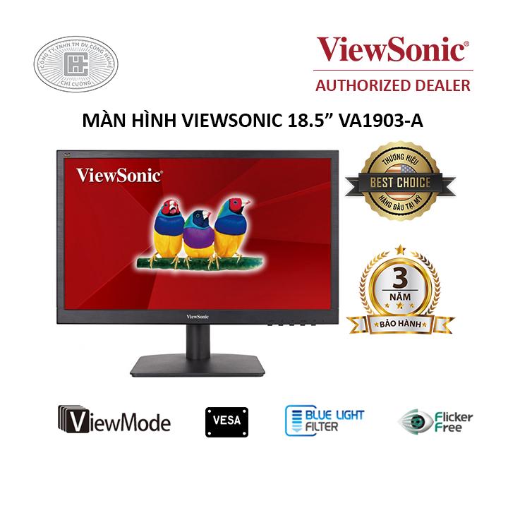 Màn hình ViewSonic VA1903-A (18.5