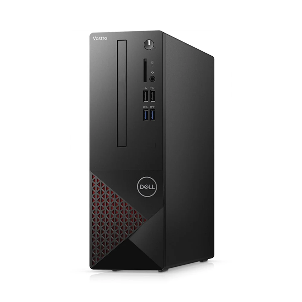 Máy tính để bàn - PC Dell Vostro 3681 ST PWTN16 (Core™ i3-10100 | 4GB | 256GB | Intel UHD | Win 10 + Office Home ST)