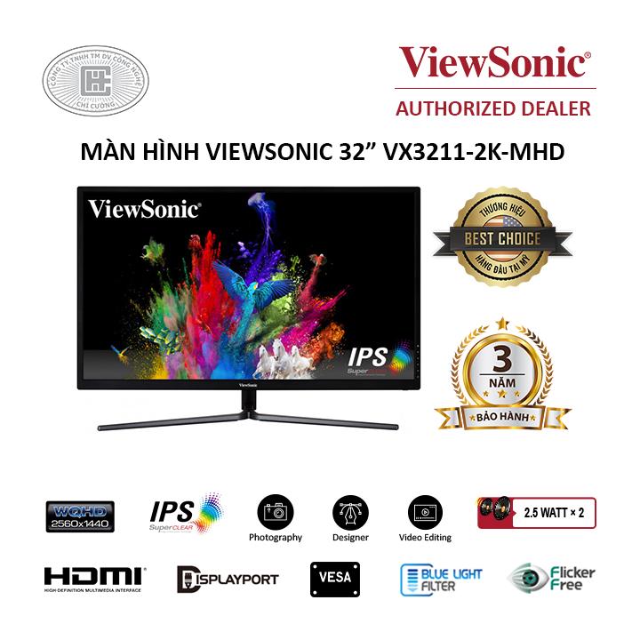 Màn Hình ViewSonic 32