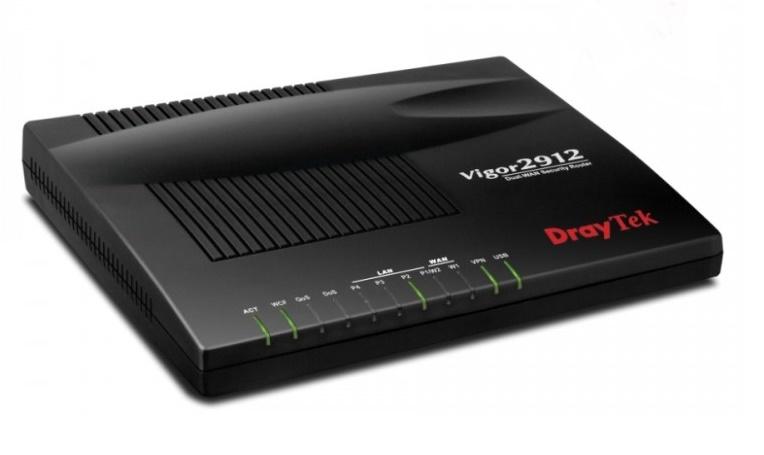 Router Draytek Vigor 2912