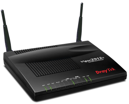 Router Draytek Vigor 2912Fn Wireless Fiber
