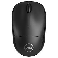 Mouse dell  không dây WM126 black
