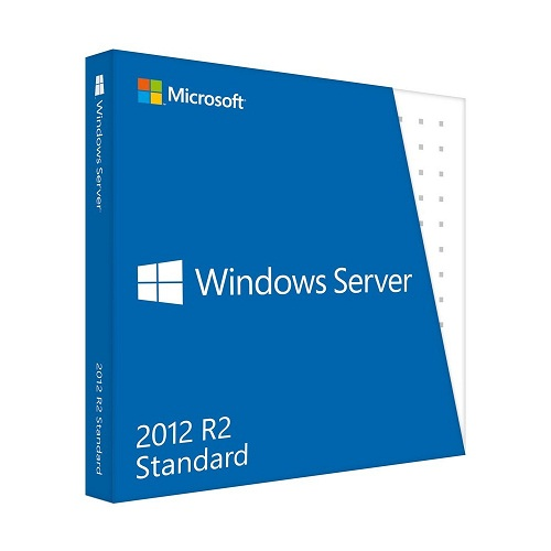 Windows Svr Std 2016 R2 x64 English 1pk DSP OEI DVD 2CPU/2VM