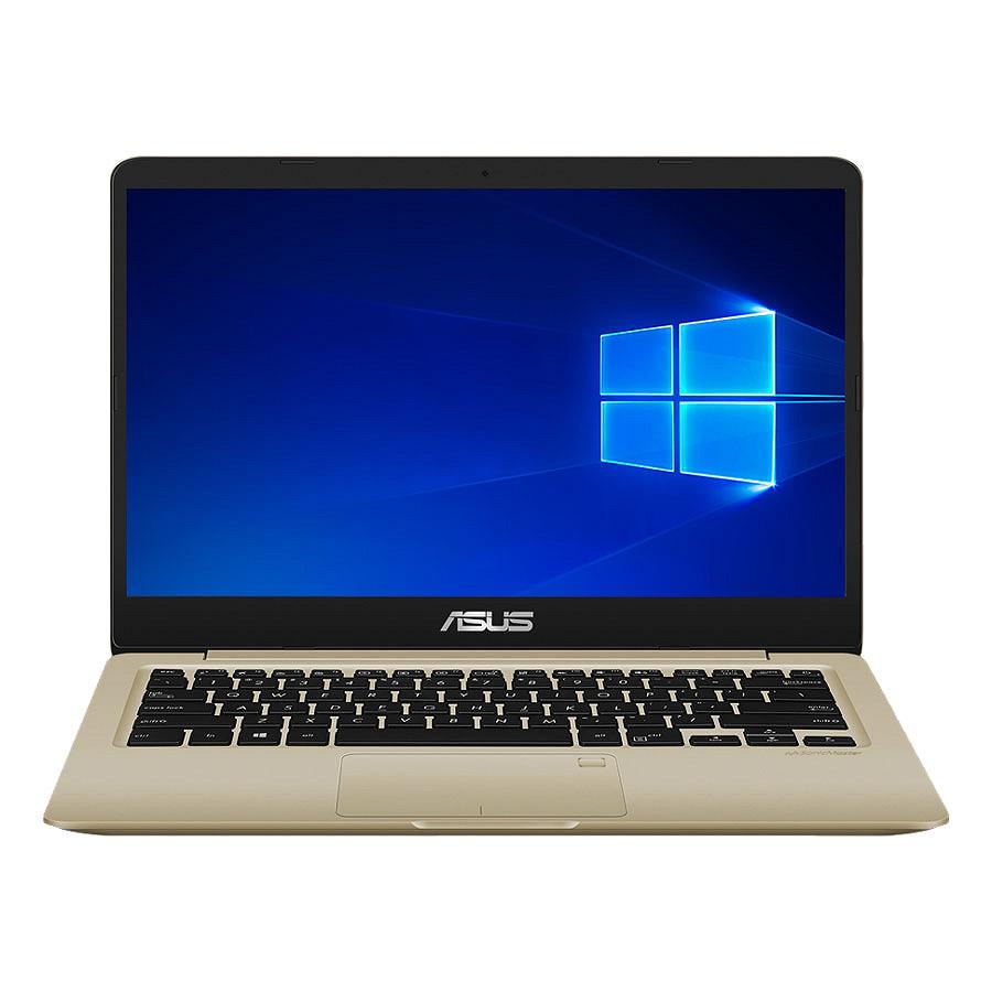 Laptop Asus VivoBook 14 X411UA-BV360T Core i5-8250U/Win10 (14 inch) - Gold