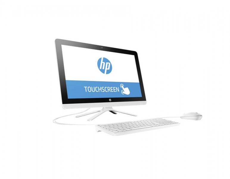 All in one HP 22-b201d - Z8F51AA - i3-7100U(2*.2.4)/4GD4/1T7/21.5FHDT/DVDRW/WLN/BT4.0/KB/M/TRẮNG/W10SL