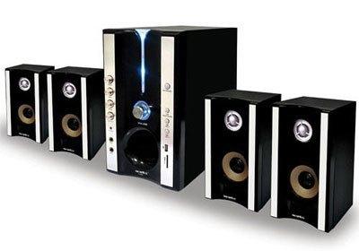 Loa Soundmax A 8900/4.1 kênh, USB, Thẻ nhớ