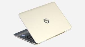 laptop  HP   Pavillon 14-al158TX Z6X78PA - Gold  I5