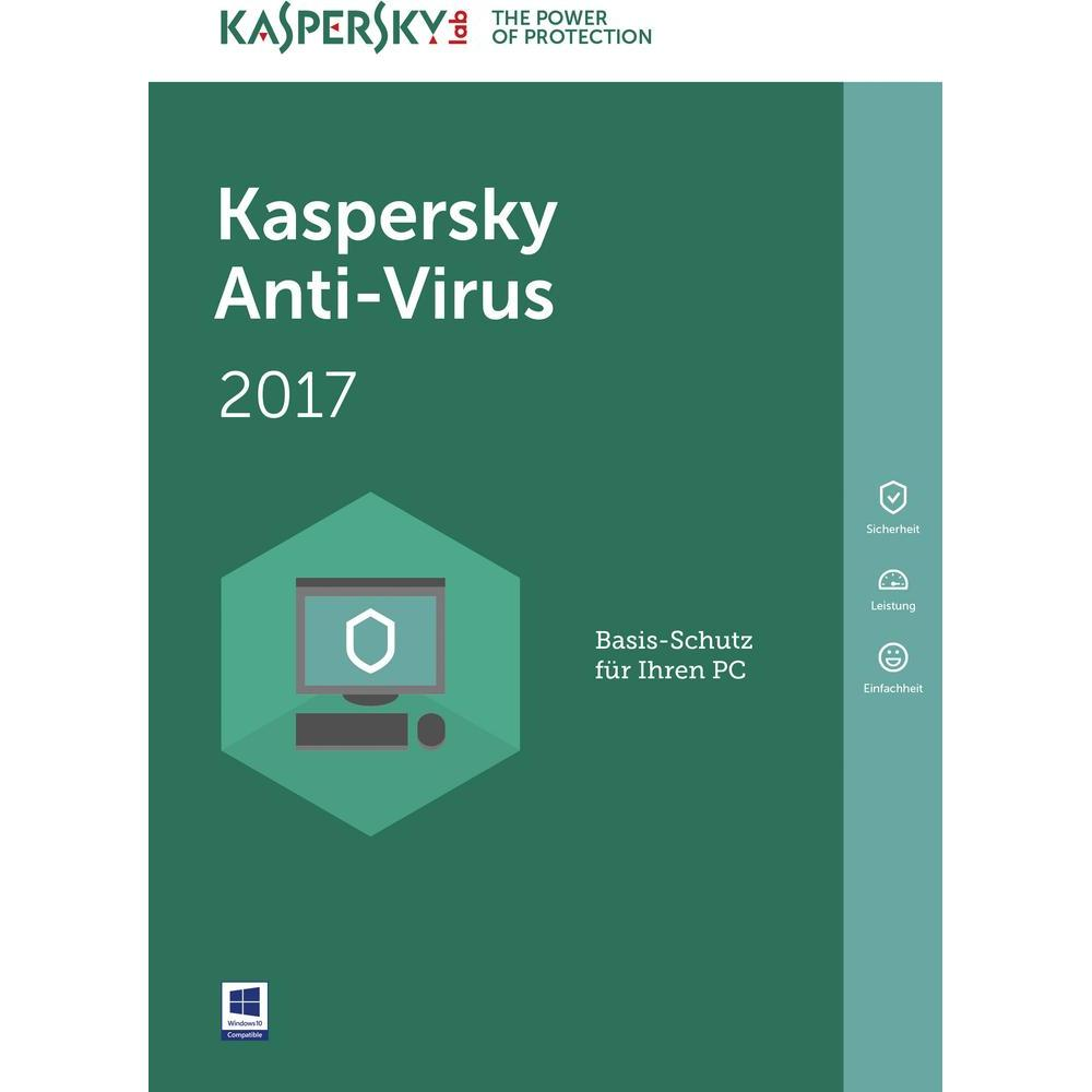 Phần mềm diệt virus kaspersky 2018 anti 1 pc