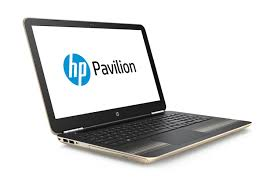 laptop  HP   Pavillon 15-au026TU X3B99PA - Gold  I3