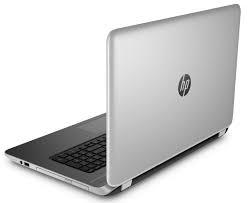laptop HP   Pavillon 15-au068TX X3C17PA - Silver I5