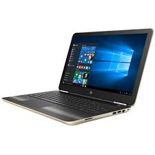 laptop HP   Pavilion 15-au634TX Z6X68PA - Gold  I5
