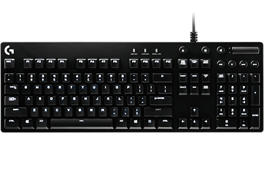 BÀN PHÍM LOGITECH G610 Orion Brown Backlit Mechanical Gaming Keyboard