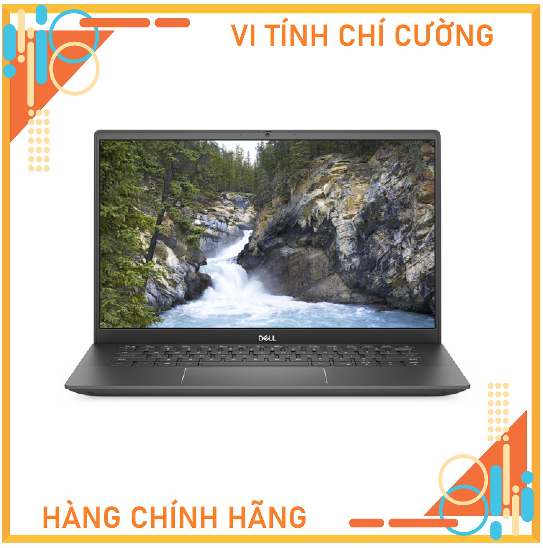 """Laptop Dell Vostro V5402-V4I5003W  ( Core I5 1135G7/ 8G/ SSD 256GB 14"""" FHD/ Led Key/ Win 10/ Fingerprint Gray, Nhôm )"""