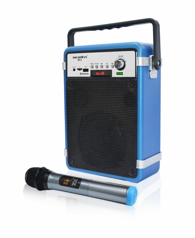 Loa Soundmax M2 - Loa di động