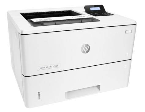 Máy in HP LaserJet Pro M501dn ( Duplex, Network )
