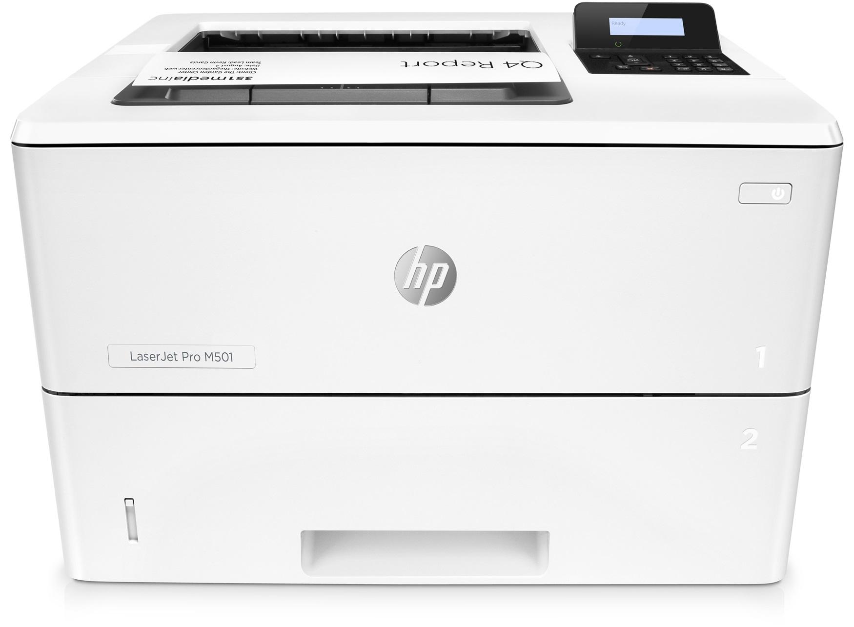 Máy in HP LaserJet Pro M501N ( Network )