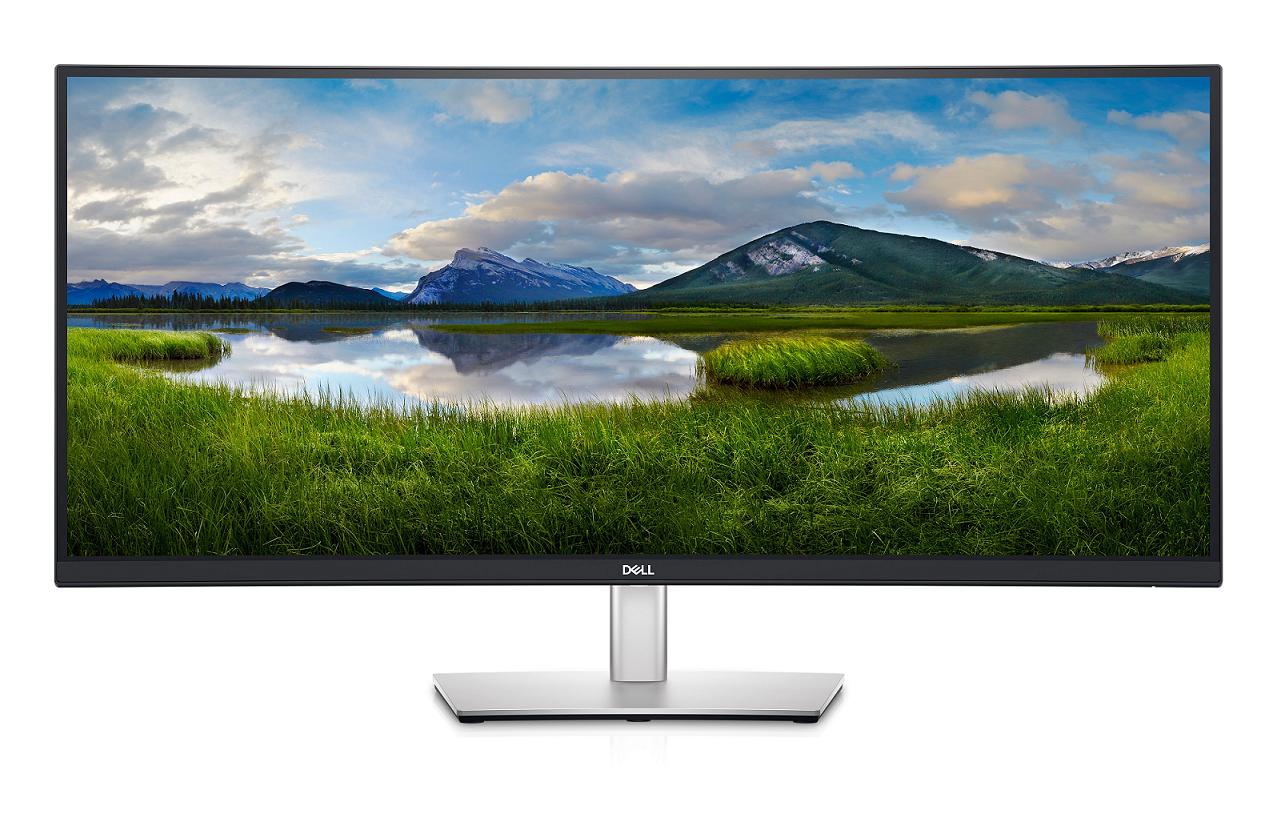 Màn hình cong Dell Ultrawide P3421W 3440 x 1440/ IPS/ 60Hz/ 5ms/ USB-C