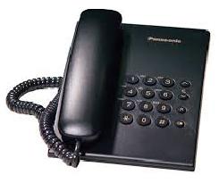 điện thoại bàn panasonic kx-ts500 đen