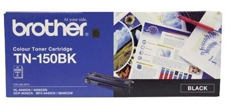 Mực in brother TN150 BK ( màu đen ) dùng cho HL-4040CN/4050CDN/MFC-9840CDW (Black)