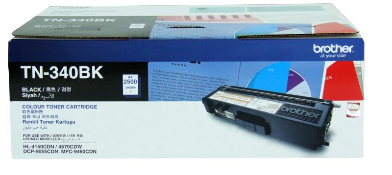 Mực in brother TN340BK đen dùng cho MFC-9970CDW
