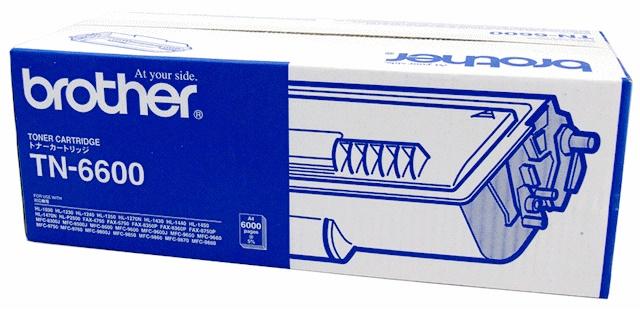 Mực in Brother TN6600 - dùng cho HL-P2500/12xx/14xx/FAX-8360P