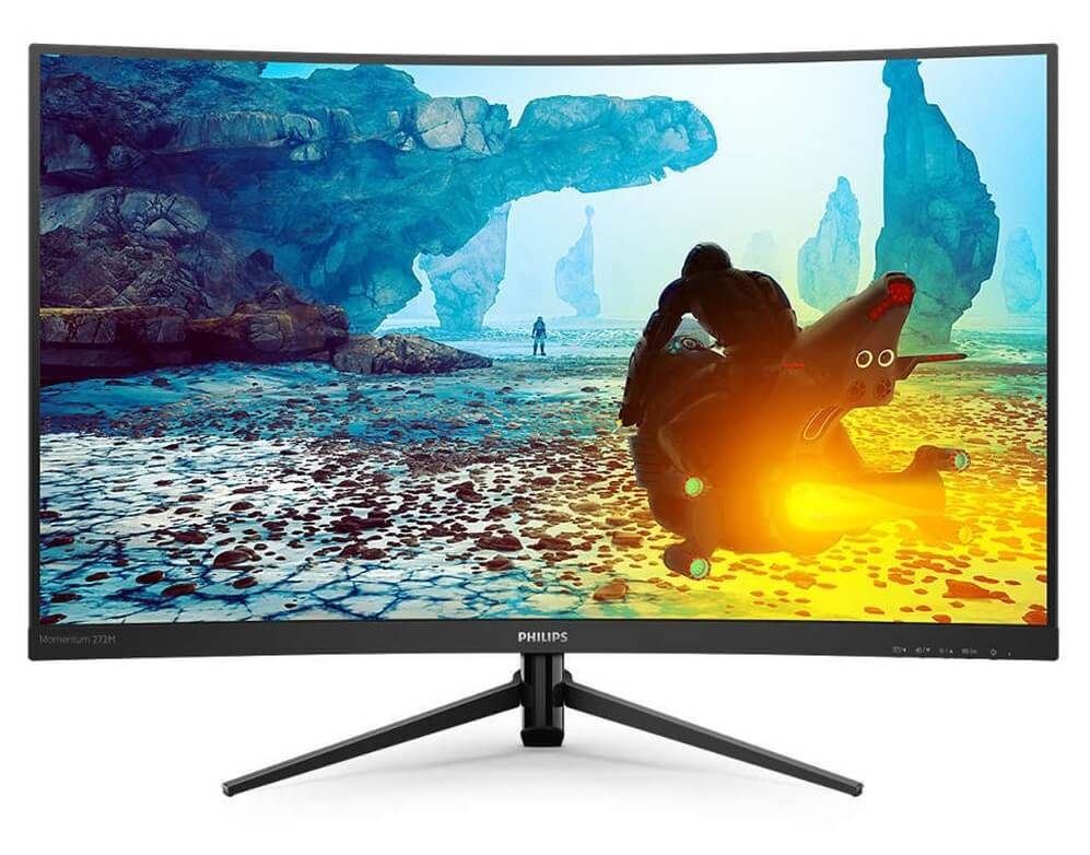 Màn Hình Cong IPS LCD PHILIPS 325M8C 32 Inch QHD 2K (2560x1440/144Hz/1 ms/FreeSync)