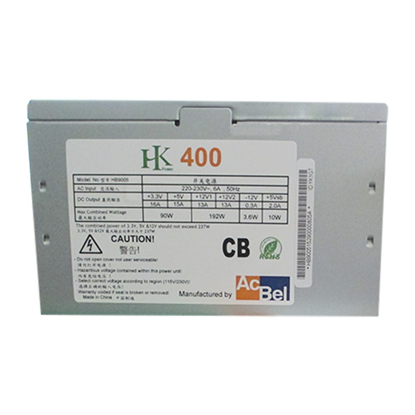 Nguồn máy tính Acbel HK+400